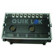 QUIKLOK BOX406SP - STAGE BOX AUDIO 40 INPUT/8 OUTPUT