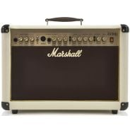 Marshall AS50DC CREAM - 50W 2x8 Acoustic Soloist Combo con Horn