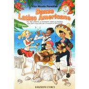 Curci V. N. Paradiso Danze Latino Americane Libro + CD