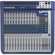 0-SOUNDCRAFT Signature 16 -