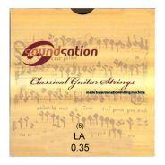 SOUNDSATION SC132-5 - Singola per Chitarra Classica / LA
