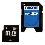 0-DIKOM MINI SD80 1GB SUPPO