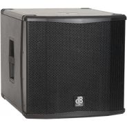 DB TECHNOLOGIES SUB H15 - Subwoofer Attivo 1400W B-Stock_front