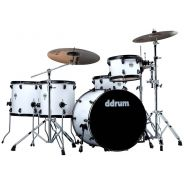 0-DDrum JMr522 WHT White -