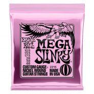 0 Ernie Ball 2213 Nickel Wound Mega Slinky 10,5-48