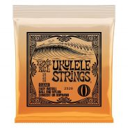 0 Ernie Ball - 2329 Nylon Ukulele Strings Clear