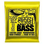 0 Ernie Ball - 2840 Nickel Wound Beefy Slinky 65-130