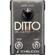 0 TC HELICON - DITTO MIC LOOPER