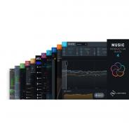 IZOTOPE Music Production Suite 4 - Suite completa di plug-in iZotope per la produzione musicale