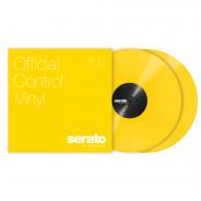 SERATO 12 Serato Standard Colors Yellow - Coppia Vinili Gialli 12