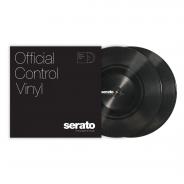 SERATO 10 Serato Standard Colors Black - Coppia Vinili Nero 10