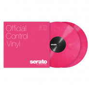 SERATO 12 Serato Standard Colors Pink - Coppia Vinili Rosa 12