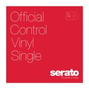 SERATO 12 Serato Standard Colors RED (Singolo) - Edizione single di Red 12
