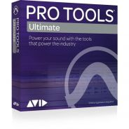 AVID pro tools | ultimate 1-year subscription renewal - education pricing