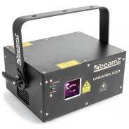BeamZ pandora 600 ttl laser rgb