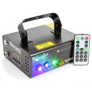 BeamZ surtur ii double laser rg gobo dmx