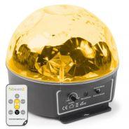 BeamZ mini star ball sound rgbwap irc6x3w