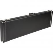Fender Custodia Rigida Nera per Precision/Jazz Bass Mancino