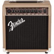 Mini Amplificatore Combo per Chitarra Acustica Fender Acoustasonic 15