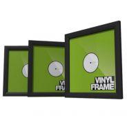 "0 GLORIUS vinyl frame set 12"" black""inyl f"