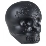 Latin Percussion LP006-BK Shaker Sugar Skull