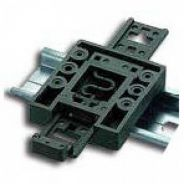 Visual Productions DIN Rail Holder DIN Rail Holder for Core or LPU
