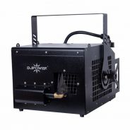 0 DJ Power S-5 Super Quiet Snow Machine
