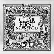 ERNIE BALL 1501 - Singola per Chitarra Classica Clear 1st (028)
