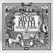 ERNIE BALL 1535 - Singola per Chitarra Classica Silver 5th (036)