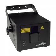 0 Laserworld CS-2000RGB FX Club Series - Total Power typical: 2'000 mW