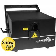 Laserworld PL-20.000RGB-SN Purelight Series (ShowNET) - Guaranteed power at aperture: 20'000 mW