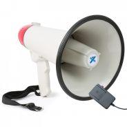 0 Vonyx MEG040 Megaphone 40W record, sirene, micro