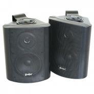 """0 Skytec ODS50B Speaker Set 2-Way 5"""" 100W Black"""