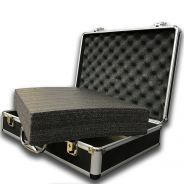Flight Case Valigetta trasporto universale per microfono