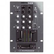 0 Audiophony DIGITAL-2 Compact DJ mixer