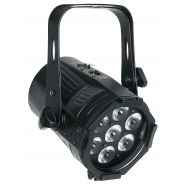 Showtec - Medium Studiobeam Tour Q4 7x 5W RGBW LEDS - Nero