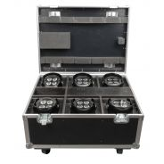 Showtec - EventSpot 1600 Q4 Set - Battery lights