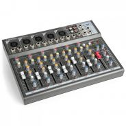 0 Vonyx VMM-F701 Music Mixer 7Ch/MP3/Echo