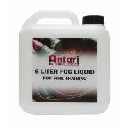 0 Antari - FLP-700 - Liquido per la nebbia dedicato macchina per la formazione degli addetti anti-incendio FT-50 720ml