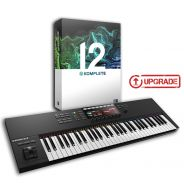 Native Instruments Komplete Kontrol S61 MKII / Komplete 12 Upgrade da Select