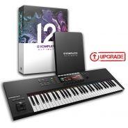 Native Instruments Komplete Kontrol S61 MKII / Komplete 12 Ultimate Upgrade da Select