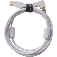 0 Udg U95005WH - ULTIMATE CAVO USB 2.0 A-B WHITE 2M Cavo usb