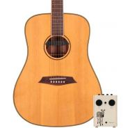 Sire guitars R3 (DZ) DREADNOUGHT ZEBRA 7 NAT NATURAL Chitarra elettroacustica