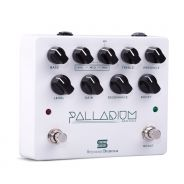 Seymour duncan PALLADIUM GAIN STAGE PEDAL, WHITE