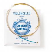 Jargar DO ARG. BLUE MEDIUM PER VIOLONCELLO JA3004S