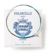 Jargar LA BLUE MEDIUM PER VIOLONCELLO JA3001 Corde / set di corde per violoncello