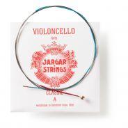 Jargar LA ROSSO FORTE PER VIOLONCELLO JA3020 Corde / set di corde per violoncello