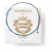 Jargar LA SUPERIOR BLUE MEDIUM PER VIOLONCELLO JA3006