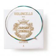 Jargar LA SUPERIOR VERDE DOLCE PER VIOLONCELLO JA3015 Corde / set di corde per violoncello