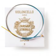 Jargar RE SUPERIOR BLUE MEDIUM PER VIOLONCELLO JA3007